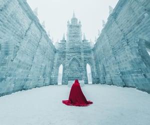 cape, castle, and Dream image