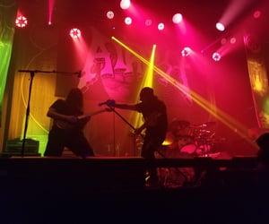 concert, death metal, and metal image