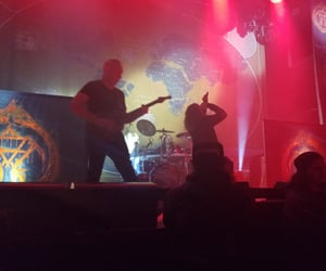 bands, Black Metal, and live show image