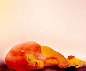disney, gif, and the lion king image