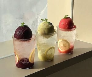 drink and fresh image