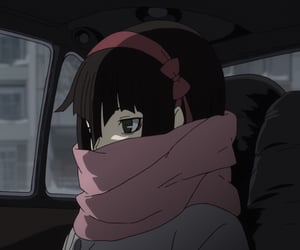 anime, ruri hijiribe, and anime girl image