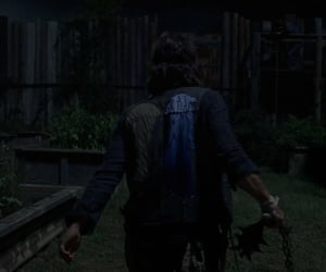 the walking dead and daryl dixon image