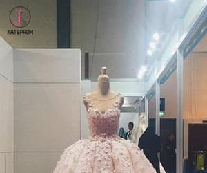 ball gown, prom dress, and lace prom dresses image