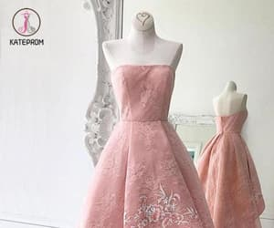 ball gown, prom dress, and prom gown image