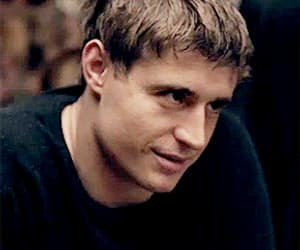 gif, max irons, and handsome image