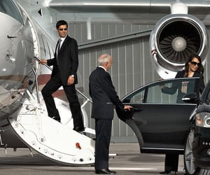 private jet charter and limousine service image