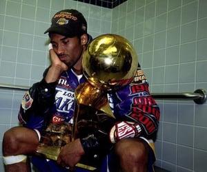 kobe bryant, NBA, and Basketball image