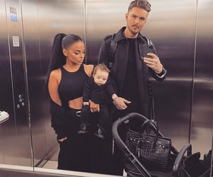 baby babies, tumblr inspo, and family goal image
