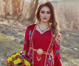 dress, kurd, and kcha kurd image