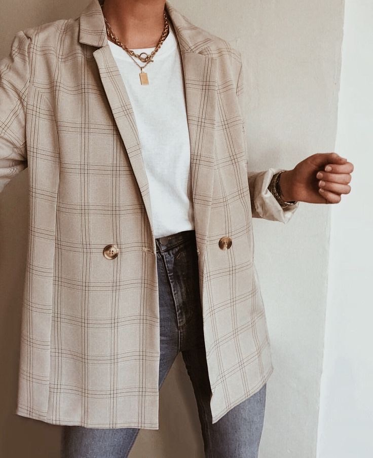 blazer, outfit, and fashion image