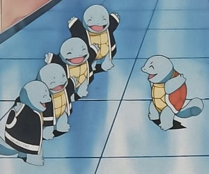 pokemon and squirtle image