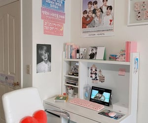 room, bts, and decor image