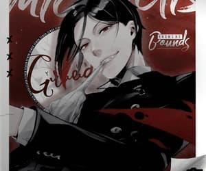 anime, black butler, and manga gif image