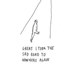 depression and life image