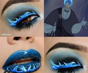 blue, dark blue, and disney image