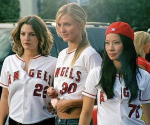 cameron diaz, drew barrymore, and lucy liu image