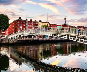 colorful, dublin, and ireland image
