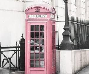 pink london and london image