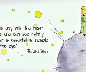 the little prince, quotes, and life image