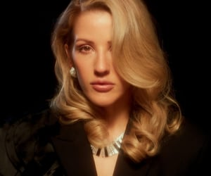 Ellie Goulding, girl, and wow image
