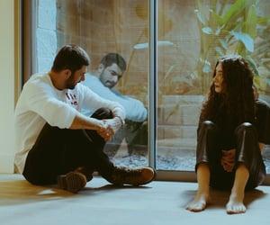 couple, drama, and engin akyürek image