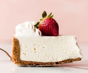 cake and no bake cheesecake image