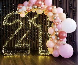 21, decor, and photo image