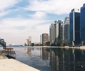 cairo, travel, and building image
