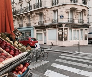 architecture, parisian, and spring image
