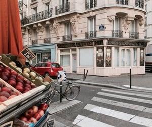 fruit and paris image