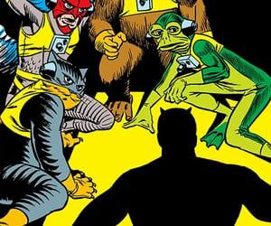comics, Marvel, and daredevil image
