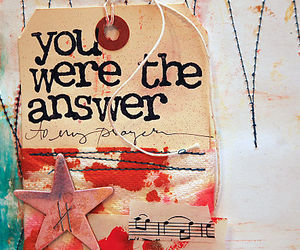 quote, love, and answer image