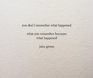 john green, words, and quote image