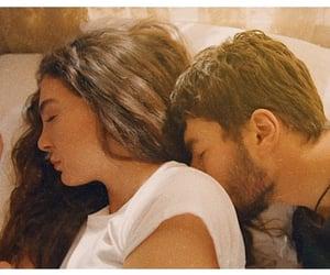 couple, romance, and ebru şahin image