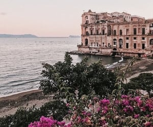 travel, sea, and aesthetic image