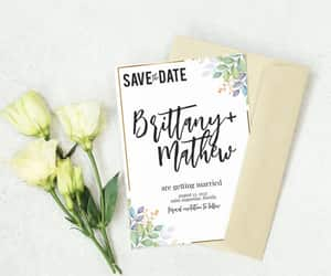 etsy, rustic wedding, and instant download image