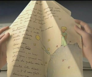 book, film, and le petit prince image