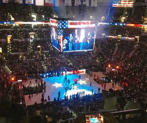 Basketball, att center, and NBA image