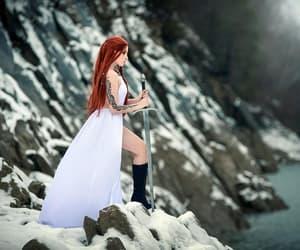 fantasy, fashion, and female image