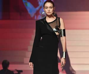 catwalk, fashion model, and Jean Paul Gaultier image