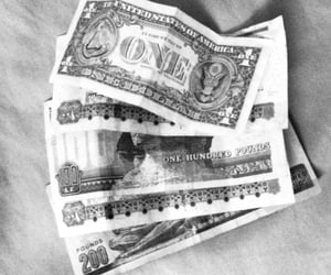 dollar, glowing, and egyptian image