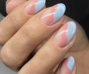 beauty, tumblr, and gel nails image
