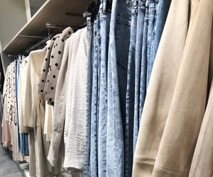 clothes, clothing, and shopping image