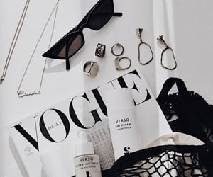 accessories, style, and chic image