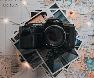 camera, map, and lights image