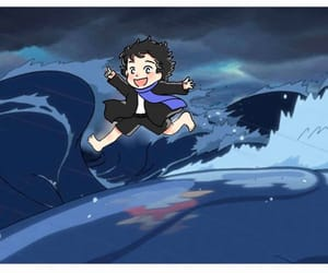 crossover, johnlock, and cute image