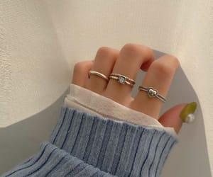 bracelet, earrings, and jewels image