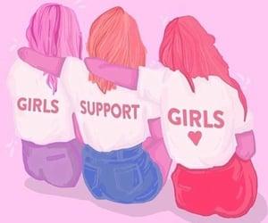 girl, women, and empowerment image