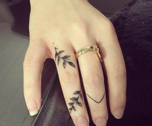 delicate, ring, and style image